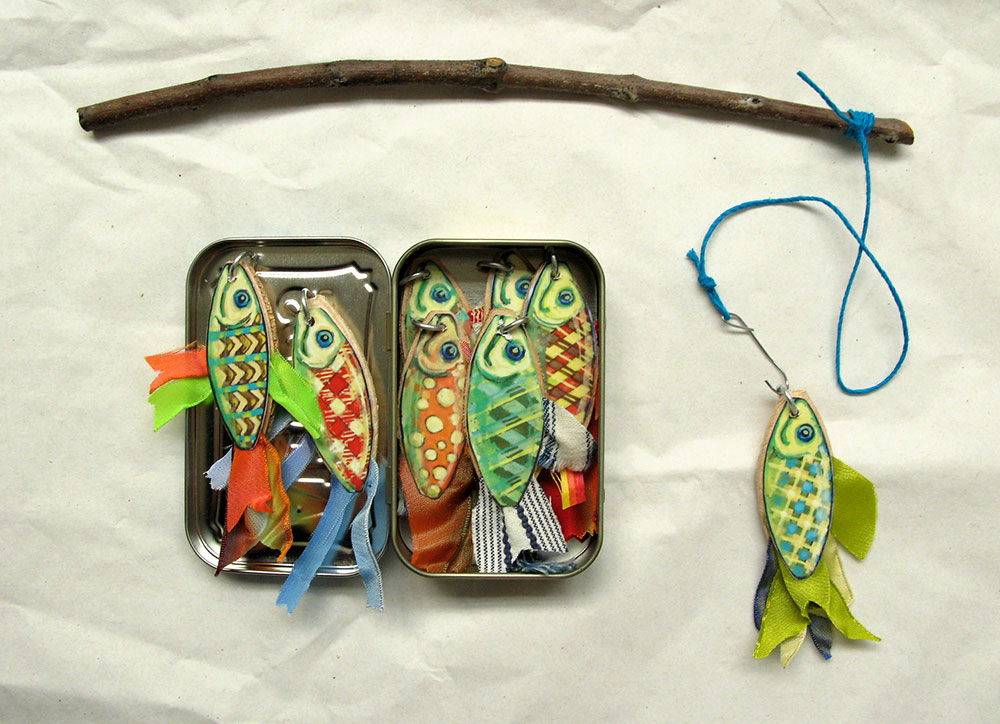 How to make a baitfish kit